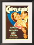 Captured  Margaret Lindsay  Leslie Howard  1933