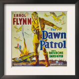 The Dawn Patrol  Errol Flynn  1938