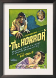 The Horror  Poster Art  1932