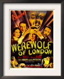 Werewolf of London  Valerie Hobson  Lester Matthews  Warren Hull  Warner Oland  1935