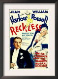 Reckless  William Powell  Jean Harlow  1935