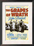 The Grapes of Wrath  John Carradine  Dorris Bowdon  Henry Fonda  1940