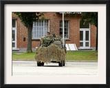 Recce of the Belgian Army in Their VW Iltis Jeeps