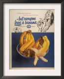 Fyffes Bananas Fruit  UK  1950
