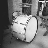 Drum Kit  Outdoors
