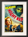 Night Key  Boris Karloff  Jean Rogers  Warren Hull  Jean Rogers  1937