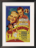 Happy Landing  Cesar Romero  Sonja Henie  Don Ameche  Ethel Merman  1938