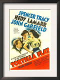 Tortilla Flat  Spencer Tracy  John Garfield  Hedy Lamarr  1942