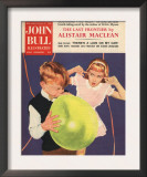 John Bull  Balloons Party Magazine  UK  1950