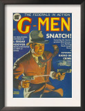 G-Men  FBI Detectives Pulp Fiction Magazine  USA  1935