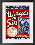 The Wages of Sin  1938