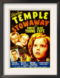 Stowaway  Robert Young  Alice Faye  Shirley Temple  1936