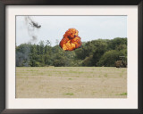 Belgian Paratroopers under Attack