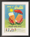 Wall&#39;s  Ice-Cream  UK  1950