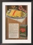 Del Monte  Asparagus  California Vegetables  USA  1920