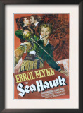 The Sea Hawk  Brenda Marshall  Errol Flynn  1940
