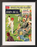 John Bull  Cricket Children Magazine  UK  1950
