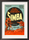 Simba ; on Left  1928
