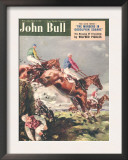 John Bull  Horse Racing Magazine  UK  1947