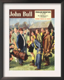John Bull  Football Cricket Magazine  UK  1950