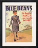 Bile Beans  Uniforms WWII Medical Medicine  UK  1940