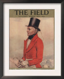 The Field  Fox Hunting Magazine  UK  1930