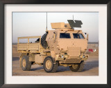 US Army Armored Truck