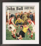 John Bull  Football Children Magazine  UK  1950