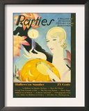 Parties  Halloween Magazine  USA  1929