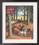 John Bull  Horse Racing Magazine  UK  1953