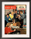 John Bull  Dogs Magazine  UK  1955