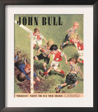 John Bull  Football Magazine  UK  1948