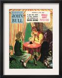 John Bull  Visions of the Future  Fortune Tellers Magazine  UK  1950