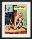 John Bull  Dirty Paws Magazine  UK  1950