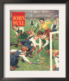 John Bull  Hockey Magazine  UK  1953