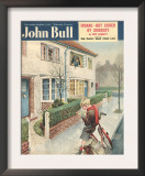 John Bull  Newspapers Boys Magazine  UK  1950