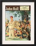 John Bull  Cricket Magazine  UK  1950