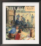 John Bull  Cricket Magazine  UK  1948