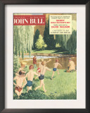 John Bull  Swimming Sports Magazine  UK  1957