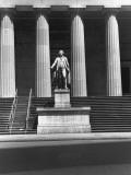 New York  Wall Street  Federal Building