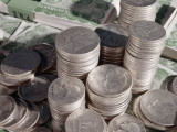 Coins and Bills