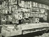 Magazines and Newspapers News Stand Kiosk