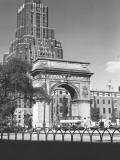 Washington Square Arch  New York City
