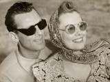 Couple With Sunglasses