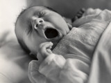 Infant Yawning