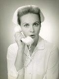 Nurse on Telephone