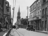 Street in Martinique