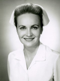 Portrait of Nurse Indoor
