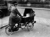 Cycle Pram