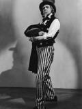 Man Dressed As Uncle Sam